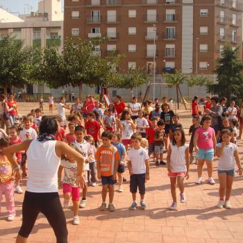 Programa Eventos puntuales escolares-Fiesta de Inicio